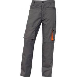 Брюки утепленные Delta Plus M2PW2 цв.серый-оранжевый