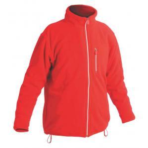 Куртка флисовая Karela, цв.красный