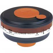 Фильтр для полнолицевых масок 4 шт в уп. Delta Plus M9000 A2P3