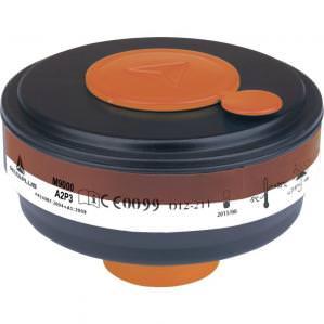 Фільтр для повнолицев масок 4 шт в уп. Delta Plus M9000 A2P3