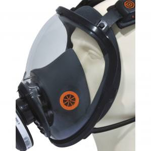 Повнолицьова маска Delta Plus M9300 STRAP GALAXY - 2