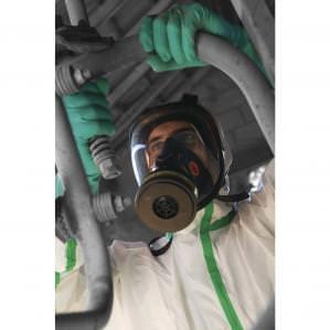 Повнолицьова маска Delta Plus M9300 STRAP GALAXY - 4
