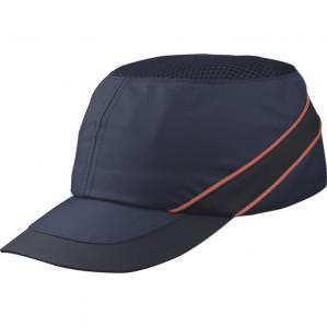 Каскетка-бейсболка Delta Plus AIR COLTAN, кол.темно-синій-чорний