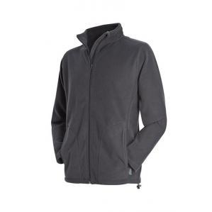 Флисовая куртка STEDMAN ST5030 цв.серый