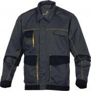 Куртка робоча Delta Plus DMVESGJ, сірий-жовтий
