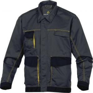 Куртка рабочая Delta Plus DMACHVES D-MACH, цв.серый-желтый