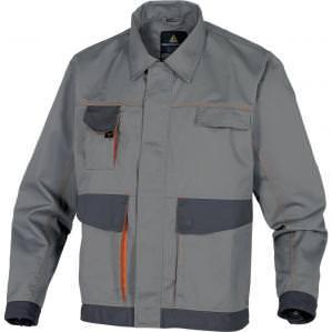 Куртка рабочая Delta Plus DMACHVES D-MACH, цв.светло-серый-оранжевый