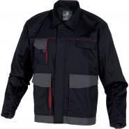 Куртка рабочая Delta Plus DMACHVES D-MACH черно-красная