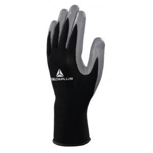 Перчатки с нитриловым покрытием Delta Plus VE712GR