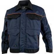 Куртка літня Delta Plus MCVES MACH 2 CORPORATE, кол.синій-чорний