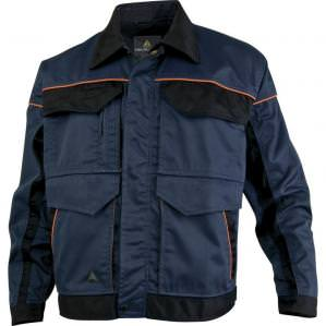 Куртка демисезонная Delta Plus MCVES MACH 2 CORPORATE, цв.синий-черный
