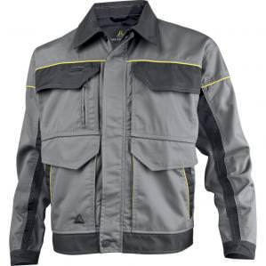 Куртка літня Delta Plus MCVES MACH 2 CORPORATE, кол.сірий