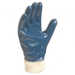 Перчатки нитриловые Delta Plus NI155 - 1