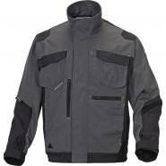 Куртка Delta Plus M5VE2 CORDURA MACH 5, кол.сірий-чорний