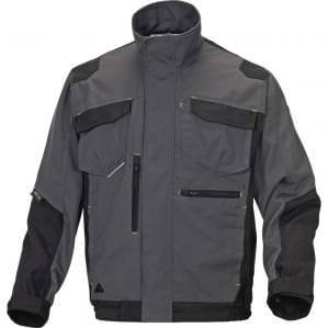 Куртка Delta Plus M5VE2 CORDURA MACH 5 серо-черная