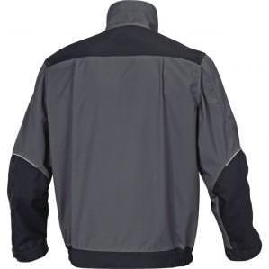 Куртка Delta Plus M5VE2 CORDURA MACH 5 серо-черная - 1