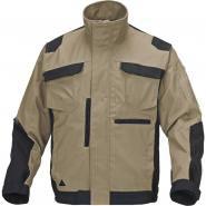 Куртка Delta Plus M5VE2 CORDURA MACH 5 бежево-чорна