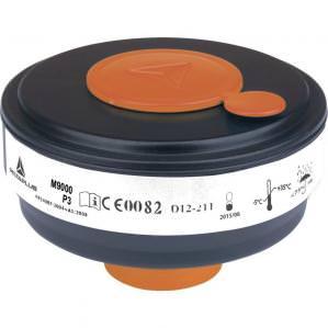 Фільтр для повнолицев масок 4 шт в уп. Delta Plus M9000 P3