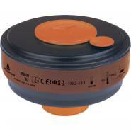 Фильтр для полнолицевых масок 4 шт в уп. Delta Plus M9000 A2