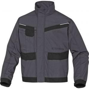 Куртка демисезонная Delta Plus MCVE2 MACH 2 CORPORATE RIP STOP серая