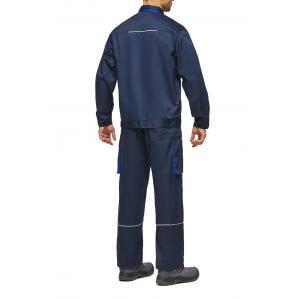 Куртка Delta Plus M2VE2 MACH 2 синяя - 1