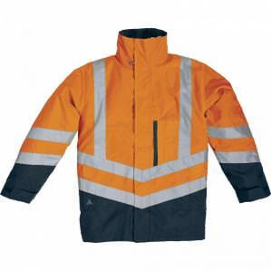 Куртка сигнальная Delta Plus OPTIMUM, цв. оранжевый
