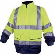 Куртка сигнальная Delta Plus PHVE2 сине-желтая