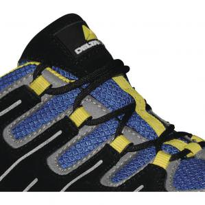 Кроссовки рабочие Delta Plus XR302 S1P SRC, цв.синий-желтый - 5