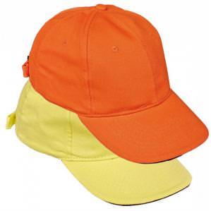 Бейсболка ЛЮКС цв.оранжевый