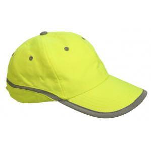 Бейсболка TAHR лимонна