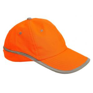 Бейсболка TAHR помаранчева