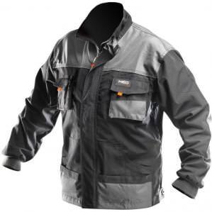 Куртка рабочая NEO TOOLS 81-210 серая - 4