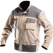 Куртка хб 2 в 1 NEO TOOLS 81-310 бежевая