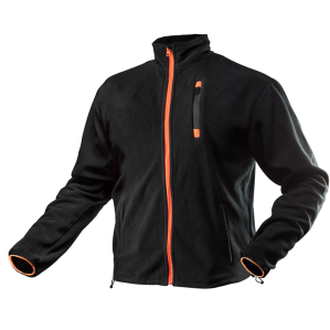 Куртка флісова NEO TOOLS 81-500, кол.чорний