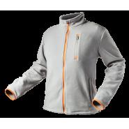 Куртка флисовая NEO TOOLS 81-501, цв.серый