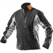 Куртка водонепроницаемая NEO TOOLS 81-550 серо-оранжевая