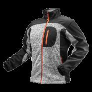 Куртка трикотажная на молнии NEO TOOLS 81555