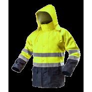 Куртка сигнальная Oxford NEO TOOLS 81720, цв. лимонный