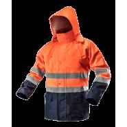 Куртка сигнальная Oxford NEO TOOLS 81721, цв. оранжевый