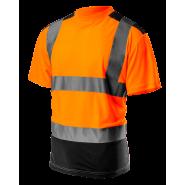 Футболка светоотражающая NEO TOOLS 81731, цв.оранжевый