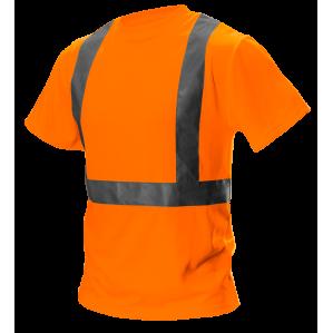Футболка сигнальная NEO TOOLS 81733, цв.оранжевый