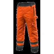 Брюки сигнальные утепленные NEO TOOLS 81761, цв.оранжевый