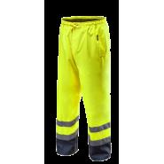 Світлоповертаючі штани вологозахисні Oxford NEO TOOLS 81770, жовті