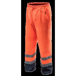 Сигнальные брюки водостойкие NEO TOOLS 81771, цв.оранжевый