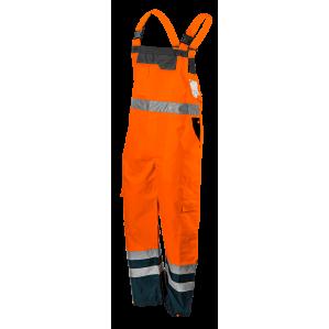 Полукомбинезон сигнальный влагостойкий NEO TOOLS 81-776, цв.оранжевый