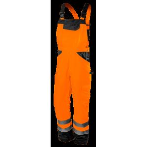 Полукомбинезон сигнальный NEO TOOLS 81778, цв.оранжевый