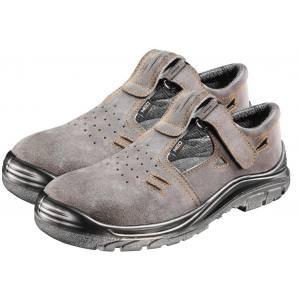 Рабочие сандали замшевые S1 NEO TOOLS 82080