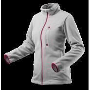 Куртка флисовая женская Neo Tools 80-501 серая