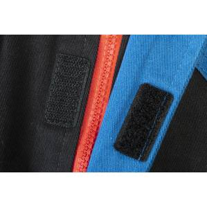 Куртка рабочая хб Neo Tools HD+ 81-215 cине-серая - 3