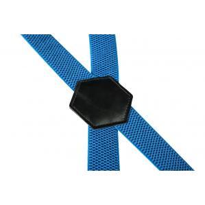 Полукомбинезон рабочий хб Neo Tools HD+ 81-245 cине-серый - 4